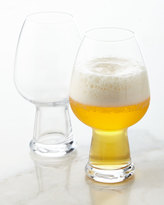 Luigi Bormioli Wheat/Weiss Beer Glasses, Set of 2