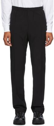 Alyx Black Wool Elastic Waist Trousers