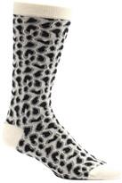 Ozone Men's Giraffe Crew Socks (2 Pairs)