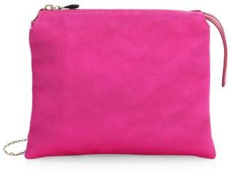 The Row Mini Nu Twin Silk Shoulder Bag