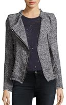 IRO Carlota Asymmetric Zip Jacket