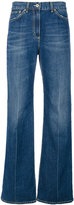 Dondup wide leg denim jeans