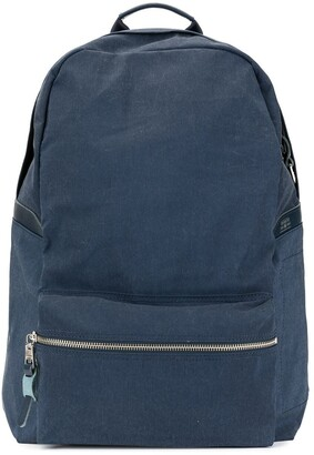 As2ov front zip backpack