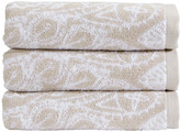Christy Secret Garden Towel - Latte - Bath Sheet