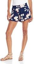 Billabong Juniors Wild Waves Floral Woven Shorts