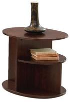 Progressive Metropolitan End Table - Dark Cherry & Birch Furniture