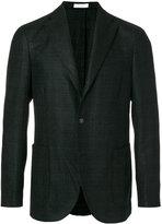 Boglioli classic woven blazer - men - Polyester/Cupro/Virgin Wool - 46