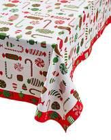 Fashion World Christmas Treats Table Cloth 180x230cm