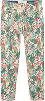 MANGO Girls Floral print leggings