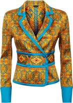 Fjords Silk Short Jacket
