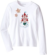 Dolce & Gabbana City Long Sleeve T-Shirt (Big Kids)