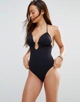 Vero Moda Tassel Tie Swimsuit