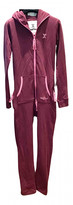Thumbnail for your product : One Piece Burgundy Cotton Jumpsuits