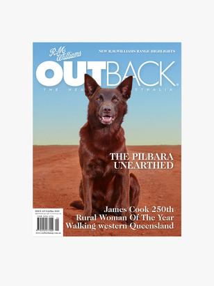 R.M. Williams Outback Magazine 129