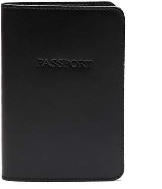 Ettinger UK Leather Passport Cover