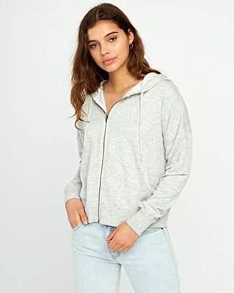 RVCA Women's Fontana Fleece Zip-Up Hoodie