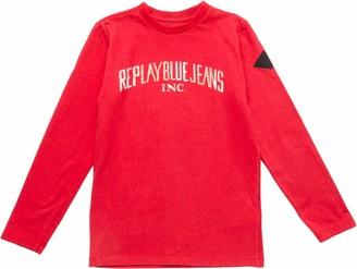 Replay Boy's Sb7060.095.22784 T-Shirt