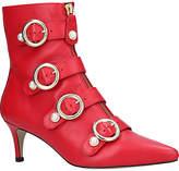 Carvela Sparky Kitten Heeled Ankle Boots