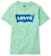 Levi's Boys 8-20) Logo Tee