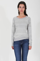 Goddis Classic Jake Pullover In Silver Ice