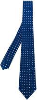 Borrelli - star print tie - men - Silk - One Size