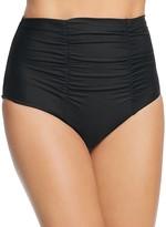 Becca by Rebecca Virtue Color Code High Waisted Bikini Bottom