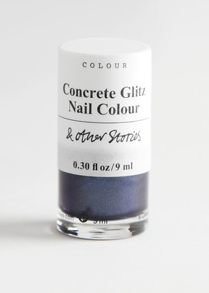 And other stories Concrete Glitz Nail Polish