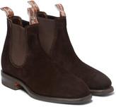 R.m.williams - Comfort Craftsman Suede Chelsea Boots