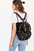 Silence & Noise Silence + Noise Floral Drawstring Backpack