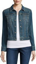 Liz Claiborne Denim Jacket Denim Jacket