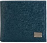 Dolce & Gabbana classic billfold wallet - men - Calf Leather - One Size