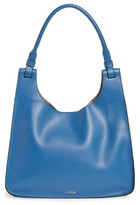 Lodis Blair Collection - Dara Italian Leather Hobo - Blue