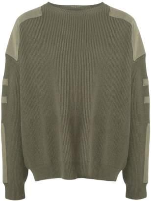 Amiri knitted jumper