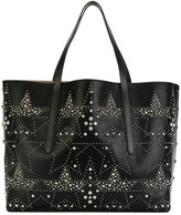 Jimmy Choo Pimlico studded tote - men - Calf Leather/metal - One Size