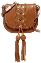 Foley + Corinna Sarabi Leather Saddle Bag