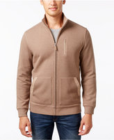 Tasso Elba Men's Zip Front Sweater Jacket, Only at Macy's