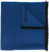 Kenzo 'Tie And Dye' scarf - women - Wool - One Size