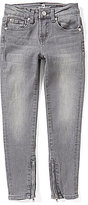 7 For All Mankind Big Girls 7-14 The Ankle Skinny Jeans