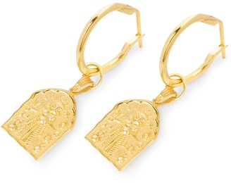 Loft & Daughter Kali Amulet Earrings