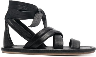 Marsèll Leather Gladiator Sandals