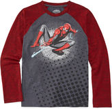 Marvel Ec Spiderman Raglan