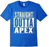 Men's Apex T-Shirt - STRAIGHT OUTTA APEX Shirt 2XL