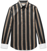Acne Studios - Striped Twill Shirt