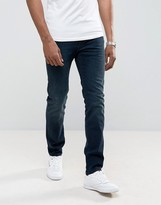 Ps By Paul Smith Slim Fit Jeans In Dark Wash
