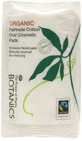 Botanics Organic Fairtrade Oval Cosmetic Pads x 50