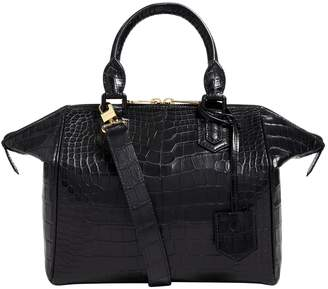 Ethan K Degrade Crocodile Tote Bag