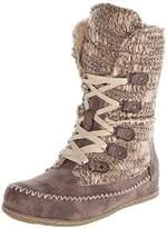 Muk Luks Women's Lilly Lace up Fashion Boot