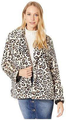 Love Token Maverick (Snow Leopard) Women's Clothing