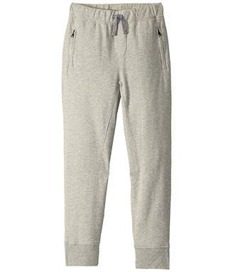 J.Crew crewcuts by Slim Jogger Sweatpants w/ Zip Pockets (Toddler/Little Kids/Big Kids)