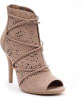 Lauren Conrad Lily Women's High Heel Ankle Boots